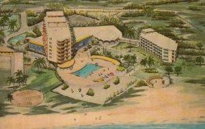 ARUBA, Netherlands Antilles, 1940-60s; Caribbean Hotel & Casino