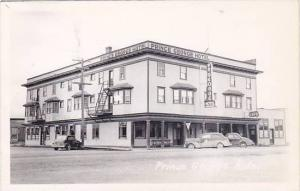 RP, Prince George Hotel, Cafe, British Columbia, Canada, 1920-1940s