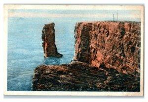 Helgoland, Beautiful German Landscapes, Echte Wagner Trade Card *VT31W