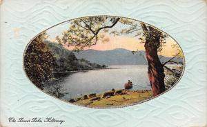 The Lower Lake Lac Bateau Boat Killarney 1911