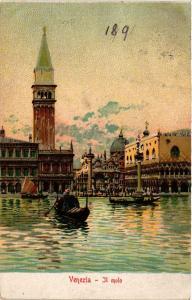 CPA Venezia Il Molo . ITALY (496636)