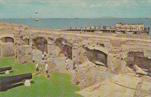 Fort Sumter National Monument Charleston South Carolina