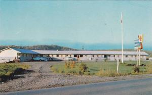 Classic Cars, Maple Leaf Motel, Nipigon, Ontario, Canada, 40-60´s