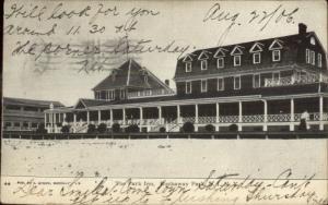 Rockaway Park Long Island NY Park Inn c1905 UDB Postcard