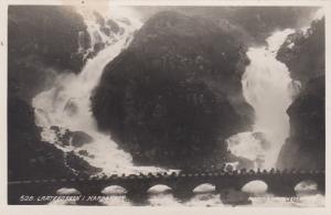 RP: Norge. 10-30s; Laatefossen i Hardanger