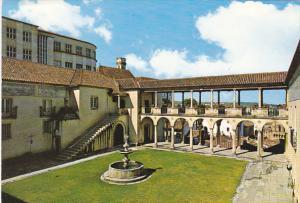 Portugal Coimbra Machado Of Castro's Museum