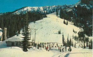STEVENS PASS , Washington, 1950-60s; Skiing