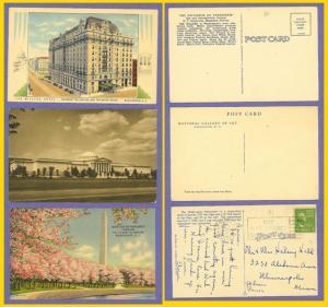 3 Washington DC-National Gallery, The Willard Hotel