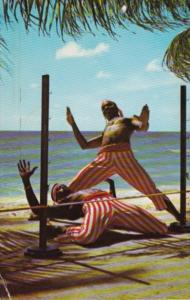 Barbados Limbo Dancers 1969