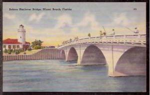 FL Miami Beach Bakers Haulover Bridge