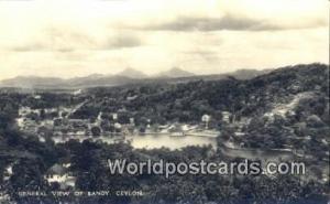 Ceylon, Ceylan, Sri Lanka Kandy