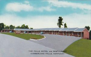 Kentucky Cumberland Falls The Falls Motel and Restaurant