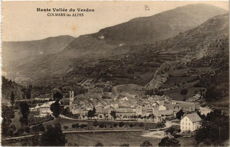 CPA Haute Vallée du Verdon, Colmars les Alpes (683722)