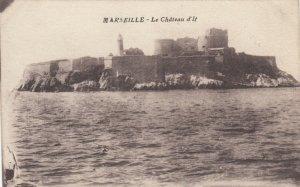 MARSEILLE , France , 1900-10; Le Chateau d'If