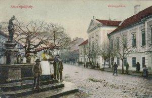 Sátoraljaújhely , Borsod-Abaúj-Zemplén Hungary , 00-10s #2