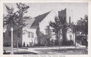 First Presbyterian Church Clay Center Kansas