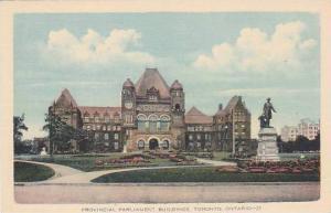 Provincial Parliament Buildings, Toronto, Ontario, Canada, 1910-1920s