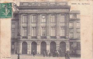 France Arras Le Theatre 1909