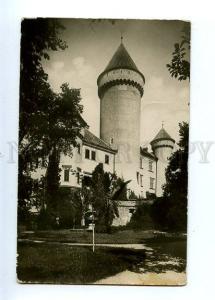 129562 Czech Republic KONOPISTE castle chateau Vintage PC