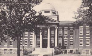 Henderson Hall , Culver Stockton College , CANTON , Missouri , 20-30s