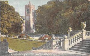 uk2838 ashby castle church  uk