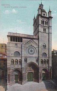 GENOVA, Cheisa di S. Lorenzo, Cattedrale, Liguria, Italy, 00-10s