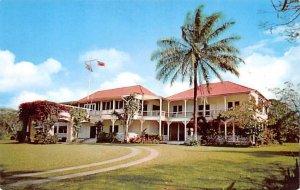 Vailima, Former home of Robert Louis Stevenson Fiji Unused
