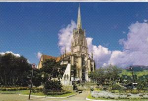 Brasil Petropolis Rj Sao Pedro De Alcantara Cathedral