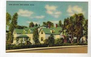 1976  ME Bar Harbor  Dow Cottage