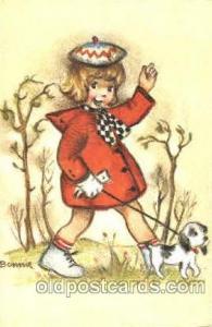 BonnieChild, Children Postcard Post Card  Bonnie