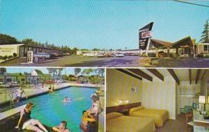 Maine Ellsworth The Brookside Motel