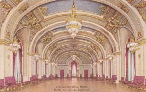 Illinois Chicago Hotel La Salle The Grand Ball Room
