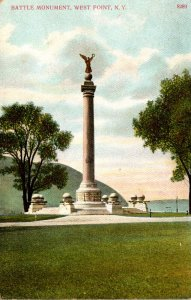 New York West Point U S Military Academy Battle Monument