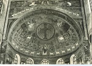 Ravenna, Basilica di S. Apollinare In Classe, real photo