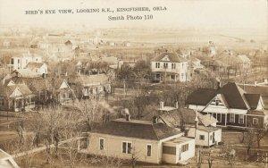 RP: KINGFISHER , Oklahoma, 00-10s ; Bird's Eye View