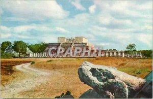 Modern Postcard Chichen Itza Mexico Merida Yuc
