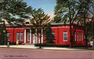 Pennsylvania Franklin Post Office