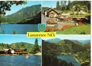 Austria, Lunzersee, used Postcard