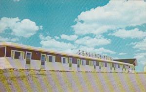 Canada New Brunswick Moncton Skyliner Motel
