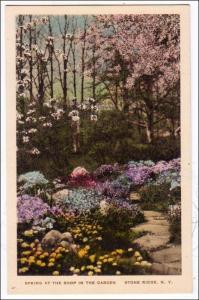 Garden, Stone Ridge NY