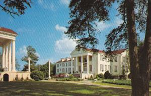 Mississippi Jackson Fitzhugh Hall and Preston Hall Belhaven College