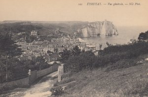 ETRETAT , Seine Maritimes, France ; 00-10s ; Vue Generale