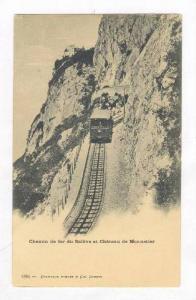 Chemin de fer du Saleve et Chateau de Monnetier, France, 1898-1905