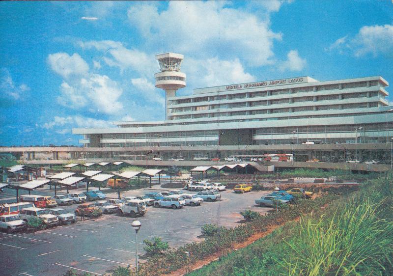 Postal 61025: Murtala Muhammed aeropuerto internac. Lagos Nigeria