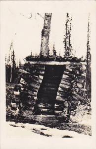 RP: Log cabin, Alaska , 30-40s