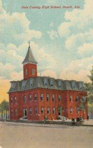 OZARK , Alabama, 1900-10s ; Dale County High School