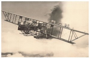 built May 13 The Grand 1st 4 engine airplane