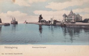 Helsingborg.Hamnpaviljongen , Sweden , 00-10s