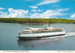 British Columbia Ferry Cruising The Gulf Islands