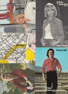 RADIO TELEGRAPHE TELEGRAPHY QSL 65 Cartes Postales 1900-1970